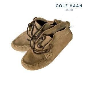 Cole Haan Lunargrand Women's Soft Suede Chukka Boo